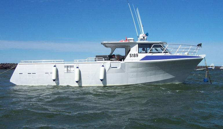 """Saltaire"" – 13.7m (45′) Monohull | Welcome to Global Marine Design- Marine Kits"